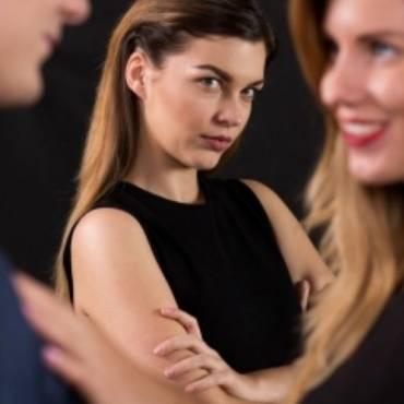Απατη ερωτική ζήλεια και αντιμετώπιση
